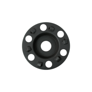 """4"""" DX PCD Diamond disc for use with the EOF100"""